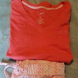 Sonoma Pajama set